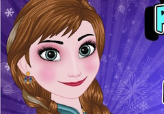 Frozen Princess Perfect Makeover