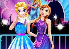 Frozen Princesses Facebook Event