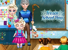 Frozen School Quiz