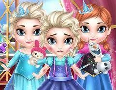 Frozen Sisters Doctor