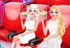 Frozen Sisters Happy Weekend