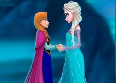 Frozen Sisters Puzzle