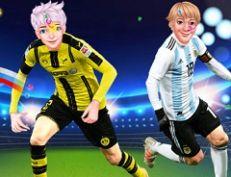 Frozen Soccer World Cup 2018