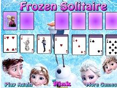 Frozen Solitaire