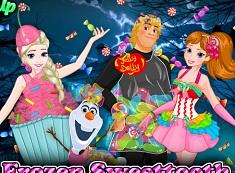 Frozen Sweettooth Halloween