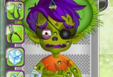 Fun Monsters Zombies Surgery