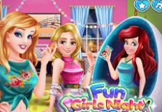 Fun Princess Night