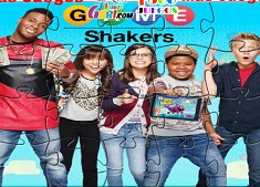 Game Shakers Jigsaw