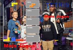 Game Shakers Tetris