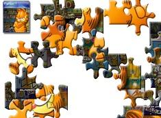 Garfield Arcade Puzzle