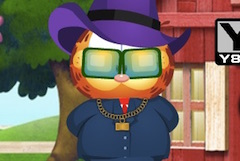 Garfield Dress Up 2