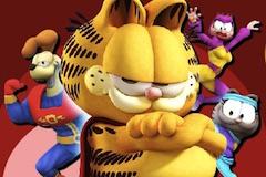 Garfield Hidden Alphabets