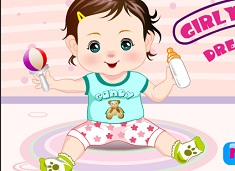Girl Toddley Dress Up