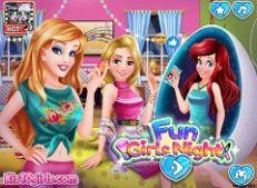 Girls Fun Night