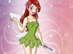 Glitter Fairy Dress Up