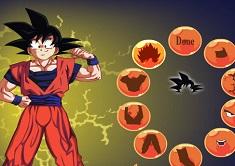 Goku Dress Up 2