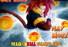 Goku Dress Up 3