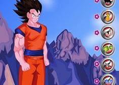 Goku Dress Up 4