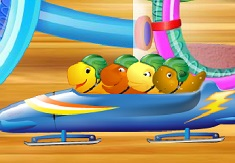 Goldfish Fun Under the Bed Bobsled