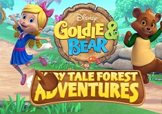 Goldie and Bear Fairytale Forest Adventure