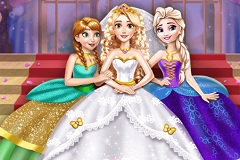 Goldie Princess Wedding