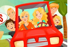 Good Luck Charlie Vacation Vehicles