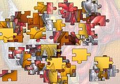Gormiti Puzzle 2