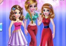 Gossip Girls Divas in High School