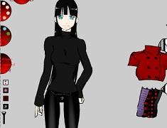 Goth Gals Dress Up