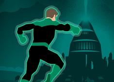 Green Lantern Games