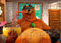 Grizzly Puzzle