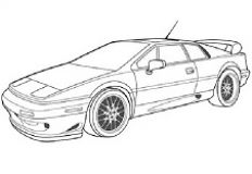 GTA Car Drawing Artist