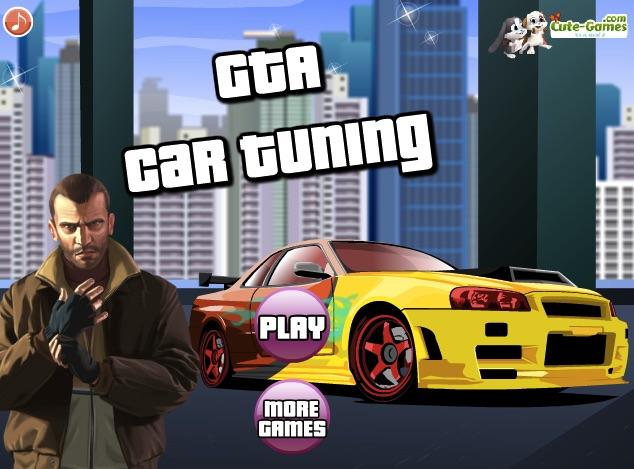 Gta Car Tuning - Cars Games