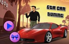 GTA Car Tunning
