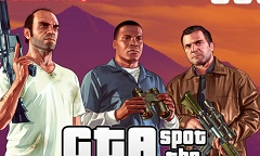 GTA Spot the Differences
