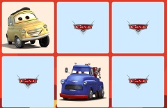 Guess Disney Cars