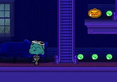 Jogar Gumball and the Halloween Prank Gratis Online