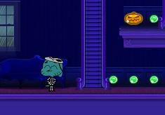 Jogo Gumball and the Halloween Prank Online Gratis