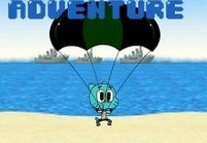 Gumball Parachute Adventure