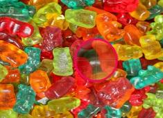 Gummy Bears Hidden Numbers