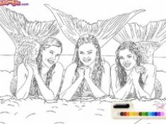 H2O Coloring