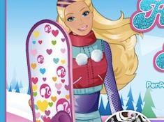 Halfpipe Barbie