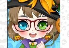 Halloween Chibi Avatar Maker