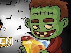 Halloween Jewel Match