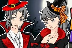 Halloween Manga Creator