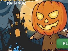 Halloween Math Quiz