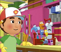 Handy Manny 6 Diferences