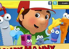 Handy Manny Hidden Numbers