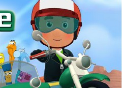 Handy Manny Motocycle Reunion
