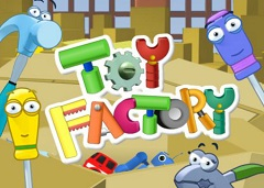 Handy Manny Toy Factory
